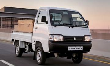 LCV Super Carry to be launched in India in phases