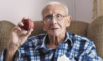 Oldest living cricketer dies, CSA pays tribute