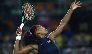 US Open 2016: Serena Williams rewrites grand slam history, goes past Federer