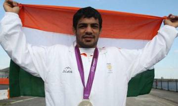 Wrestling Federation of India nominates Olympic medallist wrestler Sushil Kumar for the Padma Bhushan