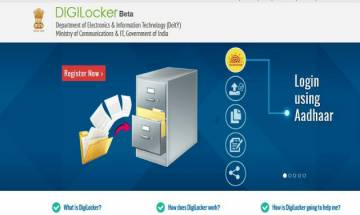 Access your documents online or on mobile phones using DigiLocker