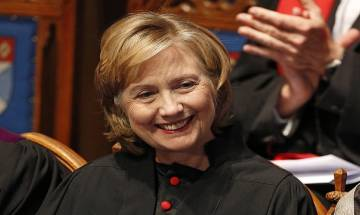 US will go after Baghdadi same way as Laden: Clinton