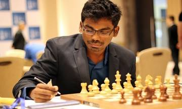 Indian men register victory over England at World Chess Olympiad
