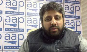 AAP rejects Amanatullah Khan's resignation; says MLA is targeted