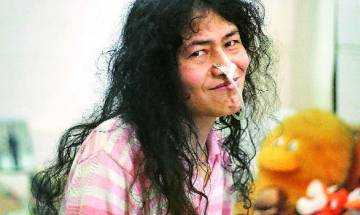 Don't want biopic, if forced will go legal: Irom Sharmila