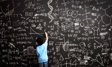 An adult's maths skills 'rub off' on their children, say scientists