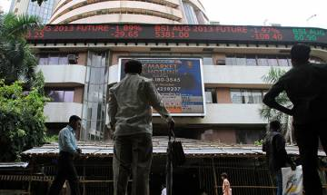 Sensex down by 546 pts; shares of ICICI Bank, Tata Motors, Tata Steel, Maruti Suzuki, HDFC Ltd trading in negative zone