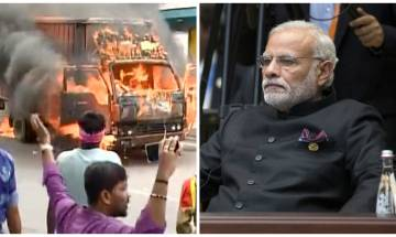 Watch: PM appeals for peace in Karnataka, DMK seeks his direct intervention in Cauvery water dispute