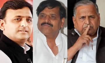 Yadav family feud: Akhilesh says no rift; Mulayam, Shivpal hold high-level meet in Delhi