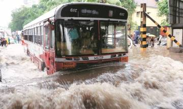 MET department forecasts 'very heavy rain' warning for Mumbai