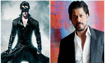 Hrithik's Krrish 4 to clash with Shah Rukh Khan-Aanand L Rai film in Christmas 2018