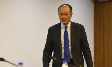 Jim Yong Kim, the only person nominated for presidency of 189-nation lending institution