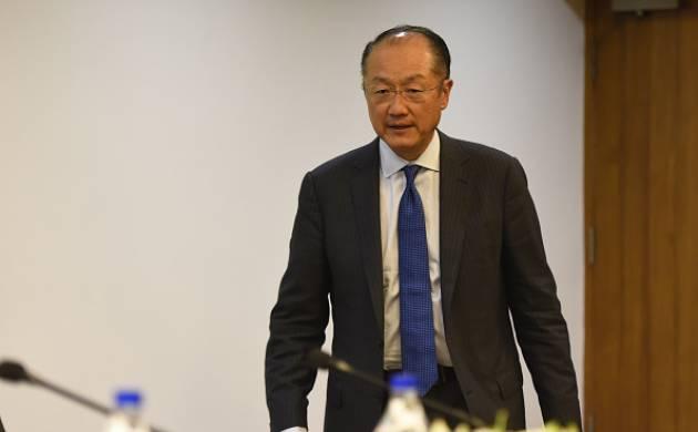 Current World Bank President Kim only candidate for new term