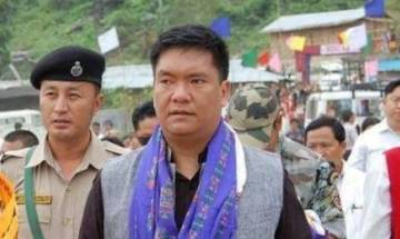 Congress loses government in Arunachal Pradesh to a BJP front