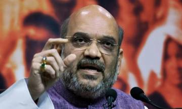 BJP President Amit Shah: India's fight against terrorism at a decisive stage