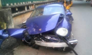 Chennai: Man mowed down, 9 others injured as drunk youth rams Porsche into 12 parked auto-rickshaws