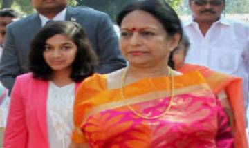 Madras HC gives a breather to Nalini Chidambaram in Saradha chit fund scam case, reserves order on her petition