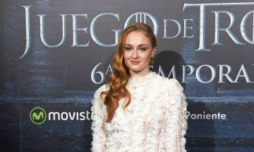 Sophie Turner unable to think of life beyond 'Game of Thrones': Not prepared for the series to end