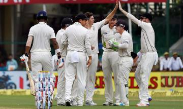 India vs New Zealand, Cricket Score: 1st Test Match, Kiwi bowlers fight back with quick wickets; India 291 for 9 on Day 1