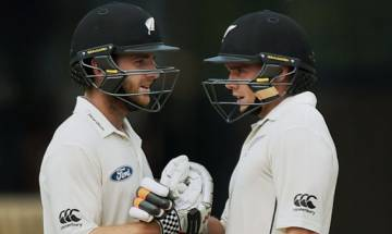 Kanpur Test: New Zealand put strong performance on rain-hit day