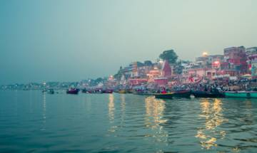 Government bullish on purifying Ganga: Releases Rs 315 cr to build toilets all along the sacred river
