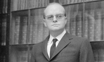 Famous American author Truman Capote's ashes sold for $45,000 at Los Angeles auction
