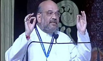 BJP National Council Meet: Amit Shah appeals for a collective response from all parties on Uri attack