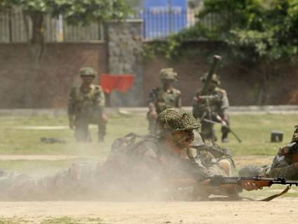 Indo-US Military exercise 2016: Indian Army battle-ready