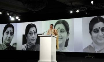 India all set set to play a leading role in fighting climate change: Sushma Swaraj