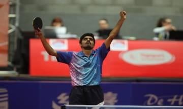 Indian paddler Sathiyan Gnanasekaran wins Belgian Open, lifts maiden ITTF title