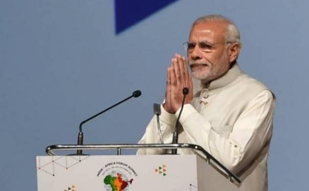 Prime Minister Narendra Modi in Paris (File photo)