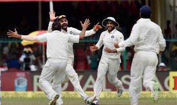 Victory in 500th Test: India beat New Zealand to win first Test, take a 1-0 lead in three-match series