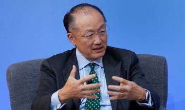 Jim Yong Kim re-appointed as World Bank president, says will focus on building world free of poverty