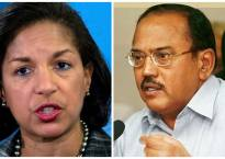 US NSA Susan Rice calls up Ajit Doval, condemns Uri attack, says expect Pak to take action against terror