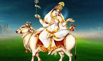Second Day of Navratra: Maa Shailputri, first form amongst Navdurga, to be worshipped for two days