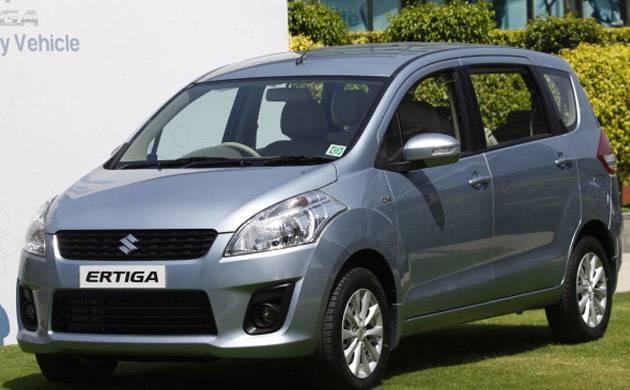 Maruti Suzuki launched Ertiga