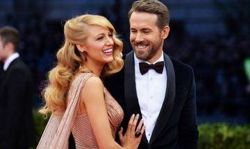 Hollywood couple Blake Lively and Ryan Reynolds welcome their second child