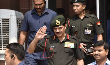Amy chief Dalbir Singh visits Northern Command to take stock of situation post surgical strikes