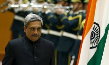 BJP trying to 'sell' anti-terror operation to extract political gains: Goa Congress slams Parrikar felicitation ceremony