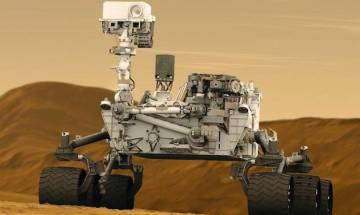 A robot that can travel Mars designed by engineering students in Mexico revealed and recognised by NASA