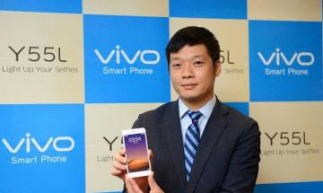 Vivo launches new smartphone Y55L at Rs.11,980 ; boasts new camera feature