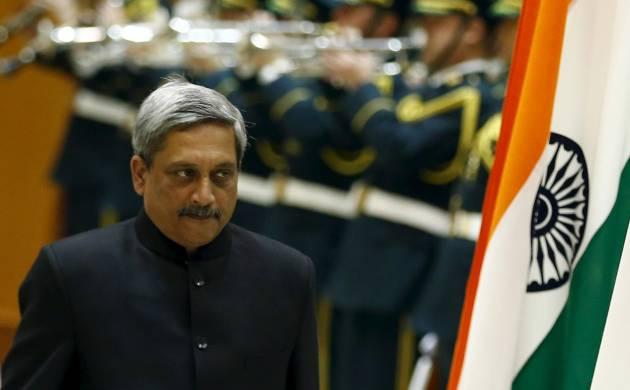 Defence Minister Manohar Parrikar (File Photo)