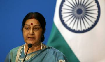 Do not worry, we will issue visa: EAM Sushma Swaraj tells youth who awaits bride from Pakistan amid tensions