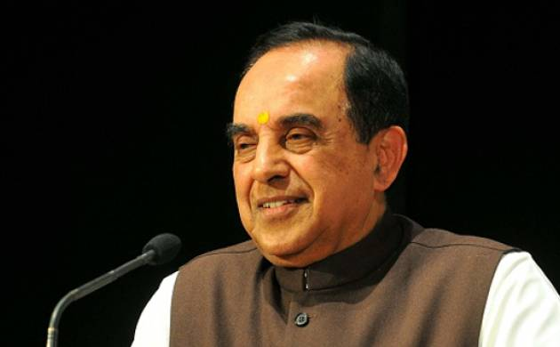 BJP leader Subramanian Swamy (Source Getty Images)