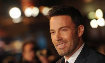 There is no 'Batman' movie yet, says Ben Affleck