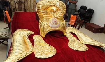 CM KC Rao to offer a golden crown worth Rs 3.70 crore to Goddess Bhadrakali for fulfilling his wish of a separate Telangana state