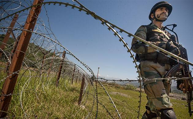 An Indian soldier (Source - Getty)