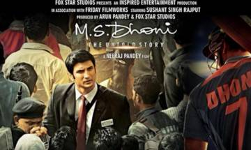 MS Dhoni: The Untold Story bags over Rs. 100 crore at the Box Office