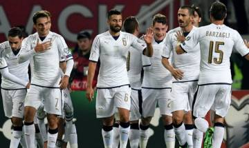 World Cup Qualifiers: Immobile rescues Italy as Spain cruise