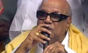With Jayalalithaa in hospital, Tamil Nadu govt is directionless, says DMK president M Karunanidhi